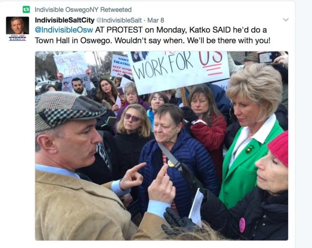 Syracuse katkprotest